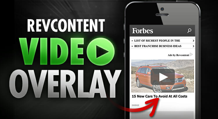 revcontent video overlay