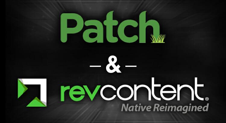 revcontent patch.com partnership
