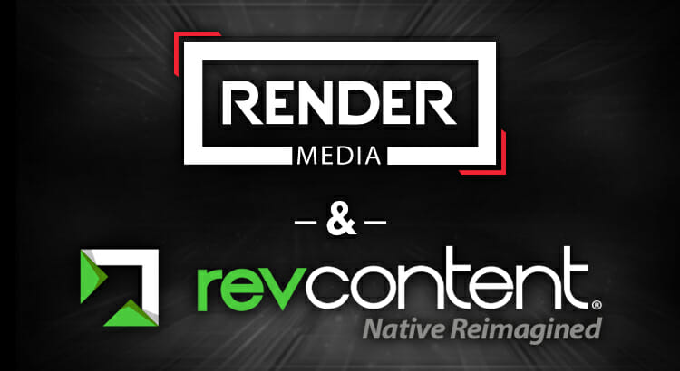 revcontent render media partnership