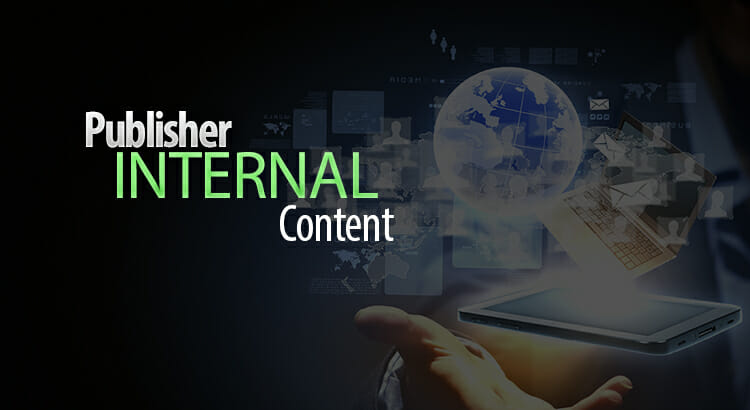 revcontent publisher internal content