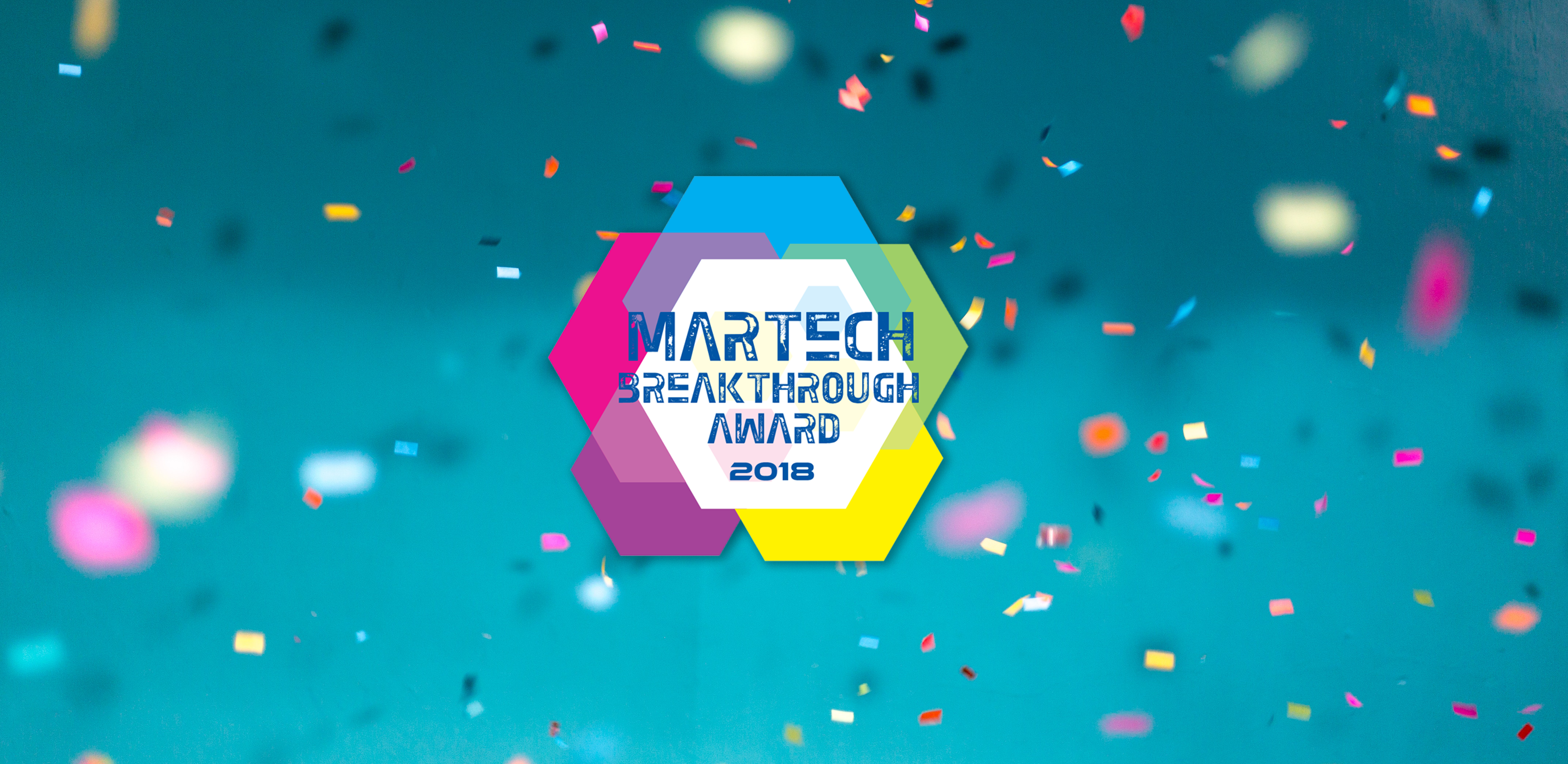 Revcontent MarTech Breakthrough Award for Best Overall AdTechSolution Content Recommendation