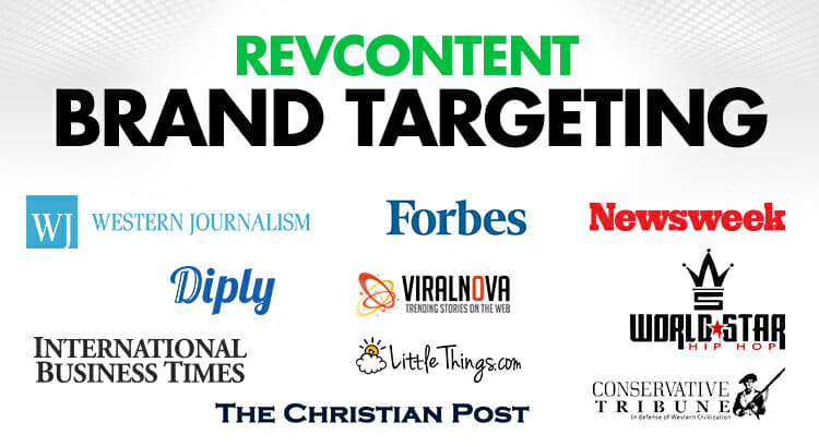 revcontent brand targeting
