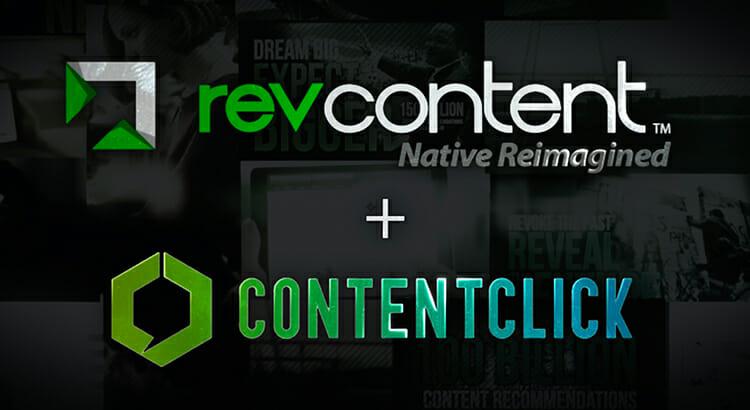 revcontent content click acquisition