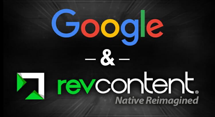 revcontent google amp partnership