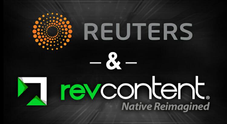 revcontent reuters partnership