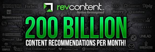 revcontent 200 billion content recommendations (1)