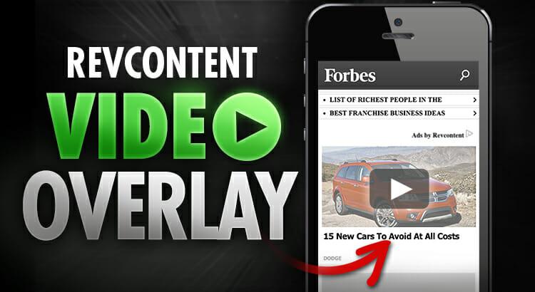 revcontent video overlay